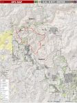 Ferguson Fire Near Yosemite National Park in Mariposa County Wednesday Operations Map