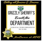 The Grizzly Sheriff's Department / Criminal Justice Courses Now Offered at Mariposa County High School