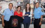 White Hot Tees Generously Donate $1,600 to Help Mariposa County Residents Impacted by the Detwiler Fire