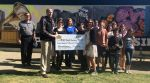 Yosemite/Mariposa Tourism Donates to MCHS Grizzly Band
