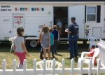 Fire Safety House Visits Sierra Foothill Charter School