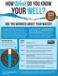 Watershed Council Hosts Community Learning Program on Well Water in Mariposa on June 6