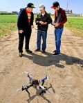 UC Merced Students Recognized for Important MESA Lab Projects Working With Drones