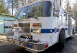 Mariposa County Fire Department Call Log: April 17 - 23, 2017