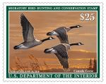 New Federal Duck Stamp Flies Into Stores