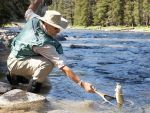 California Department of Fish and Wildlife Says Give The Gift Of The Outdoors For Father's Day