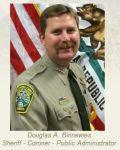 Mariposa County Sheriff Doug Binnewies Says Mariposa County Needs Deputy Candidates