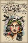 Carter Ranch Presents the 2016 Yosemite Music Festival on July 8th & 9th