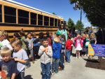 Sierra Foothill Charter School Students Enjoy Visit to UC Merced Children's Opera