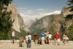 Yosemite National Park Remains Open as Yosemite Valley is Accessible via Highways 140, 120, and 41