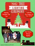 Celebrate Christmas in Coulterville with Tree Lighting on December 2 & Holiday Festivities on December 16, 2017