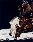47 Years Ago Today, July 20, 1969 - One Giant Leap For Mankind