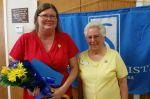 Soroptimist International of Mariposa Welcomes New Member Debbie Miller
