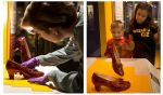 You Can Help the Smithsonian Institution Conserve Dorothy's Ruby Slippers