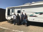 Bless You Inc. Delivers Trailers to Families Who Lost Homes During the Detwiler Fire in Mariposa County