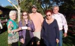 Mariposa Soroptimist Makes Donation to Help Detwiler Fire Victims