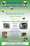 Visit Mariposa Museum & History Center During Annual Open House on Saturday, May 5, 2018
