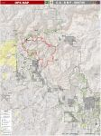 Ferguson Fire Near Yosemite National Park in Mariposa County Tuesday Operations Map