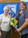 Soroptimist International of Mariposa Welcomes New Member Beth Williams