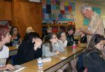 UC Merced Scientist Chris Swarth Visits Sierra Foothill Charter School