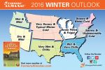 Farmers' Almanac™ Releases National Winter 2016 Winter Prediction - Dry in the West