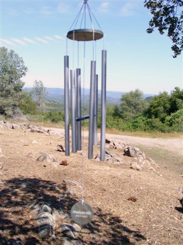 Grace Note Windchimes The Finest Precision Tuned Wind Chimes Available