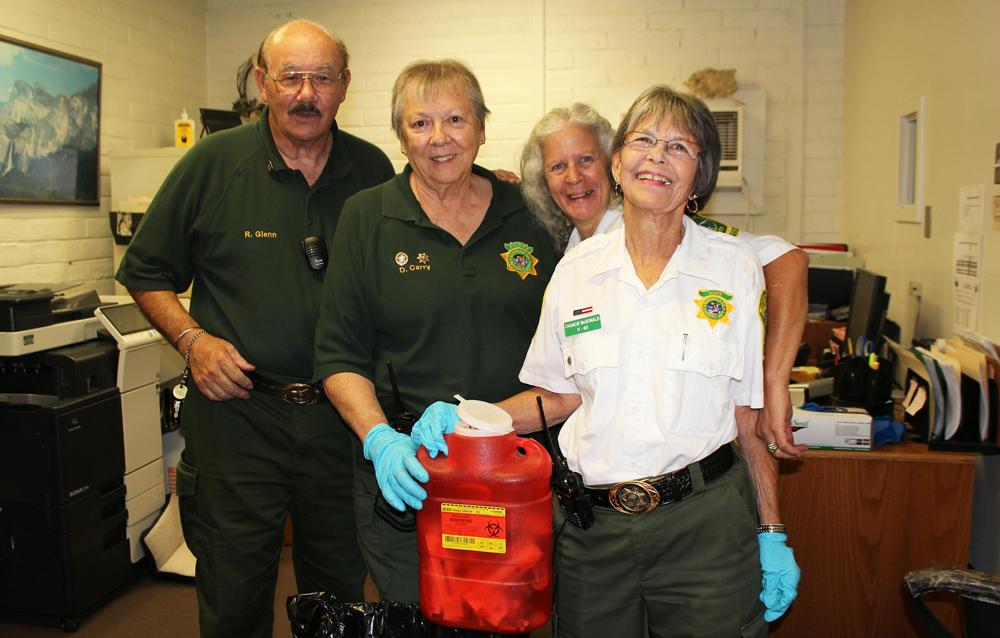 mariposa county drug take back day 2015
