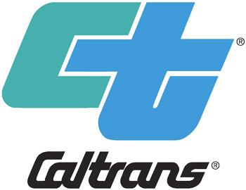 cal trans logo trans