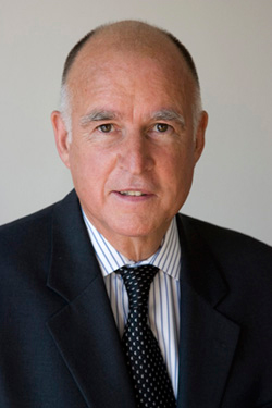 california governor brown