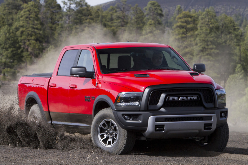ram truck truck of the year four wheeler magazine