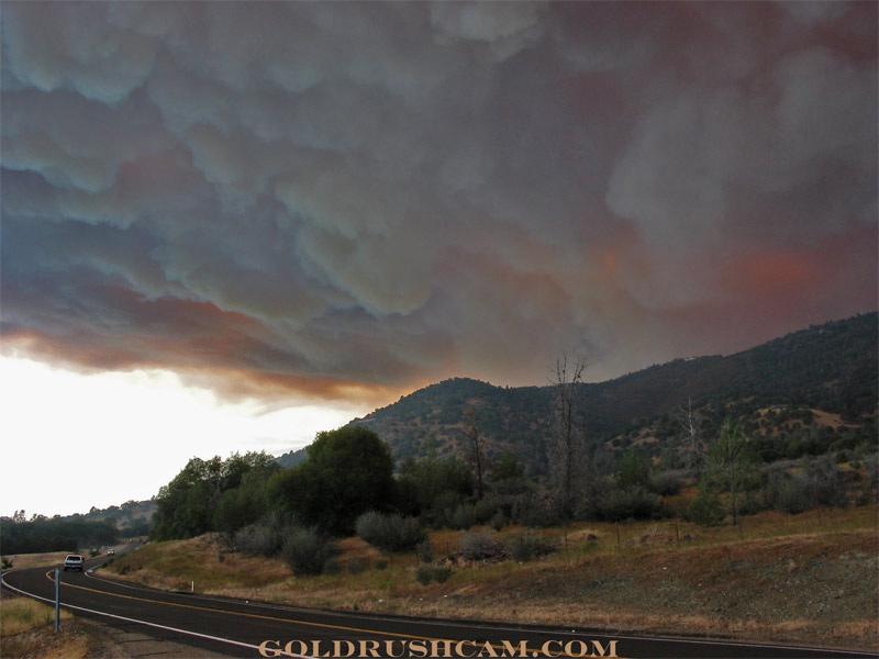 mariposa county telegraph fire 2008 sierra sun times