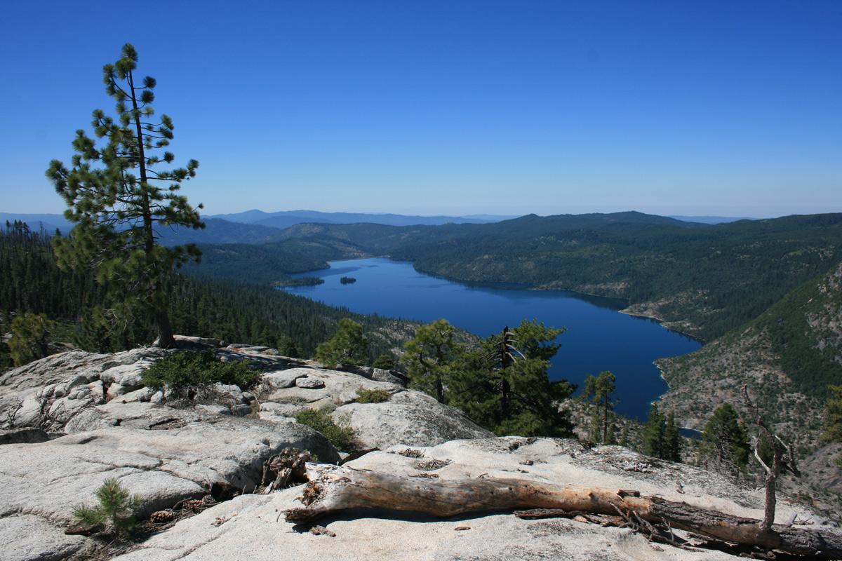 cherry lake stanislaus national forest credit usda