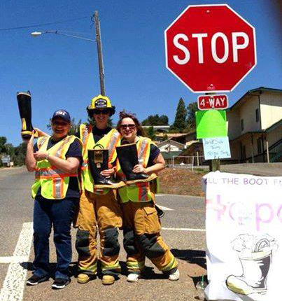 4 21 18 Relay Fill the Boot