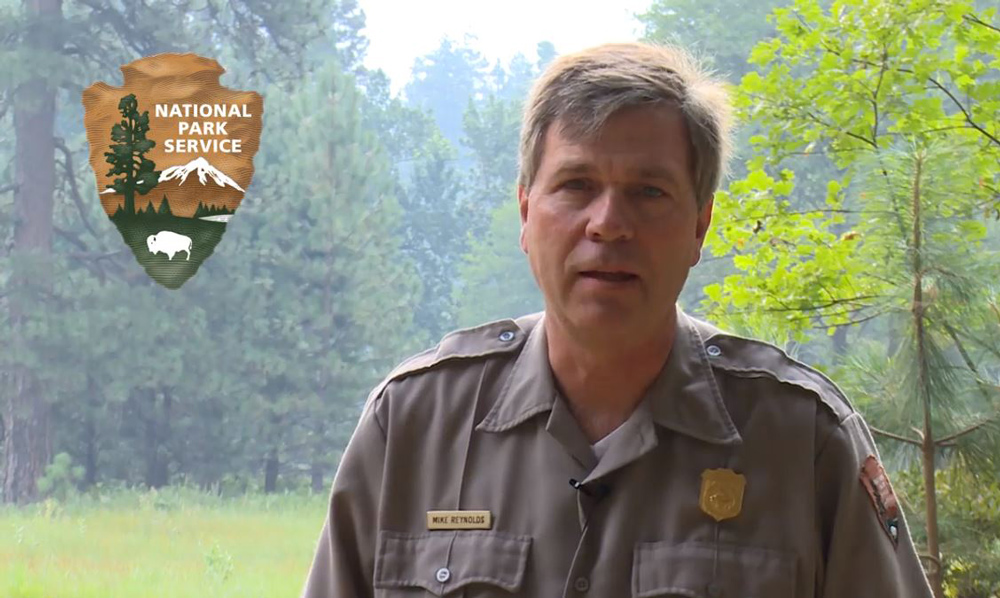 National Park Superintendent Mike Reynolds Welcomes ...