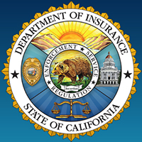 california department of insurance logo