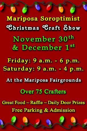 2018 Soroptimist Christmas Craft Show