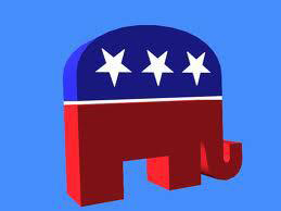 republican party of madera county logo