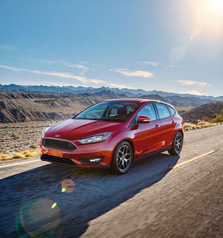 2017 Ford Focus Credit
