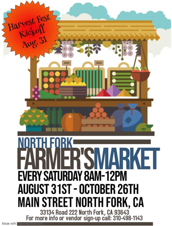 8 31 19 North Fork Farmers Market