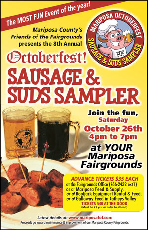 10 26 19 Sausage and Suds Sampler ad
