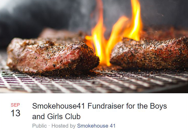 9 13 19 Boys and Girls Club fundraiser