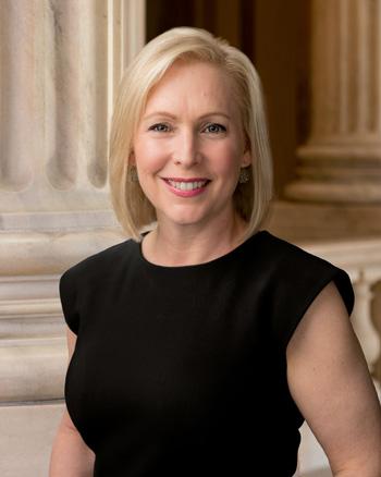Gillibrand Kirsten senator