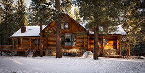 home log cabin 300