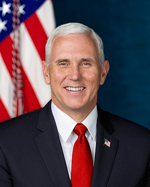 mike pence vp