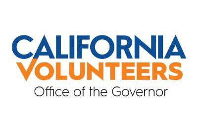california volunteers logo