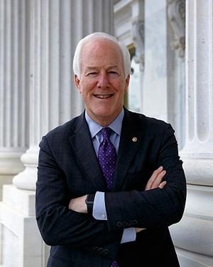John Cornyn senator texas offical photo