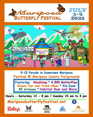 7 3 21 Announcement of the Butterfly Festival