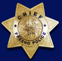 freno police badge