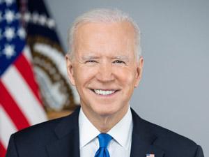 joe biden president official photo 2021