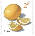 Postal Service Says These New Meyer Lemons Stamps Are Sweet!